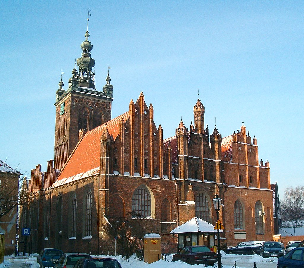 kart over gdansk sentrum Mangler du tid i Gdansk? Last ned vår kartet ! (Norges beste blogg  kart over gdansk sentrum