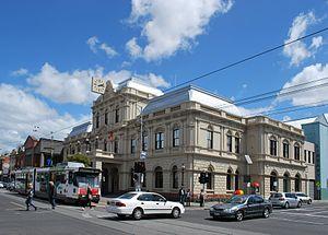 City of Brunswick - Brunswick Town Hall