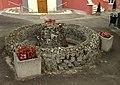 Brzozów, radnice, fontána.jpg