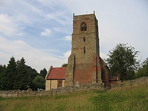 Bubbenhall - St. Giles's Church in Bubbenhall