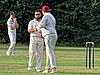 Buckhurst Hill CC v Dodgers CC at Buckhurst Hill, Essex, England 77.jpg