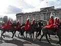 Buckingham Palace - Défilé (Londres, Angleterre) (3).jpg