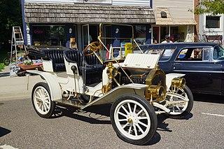 Buick Four Car model