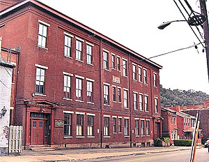 South Side Flats (Pittsburgh) - Image: Building Ext edit Wiki