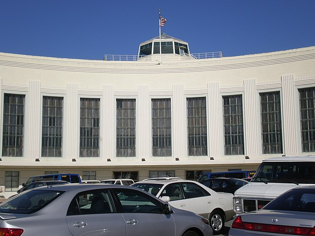 Administration Building, Treasure Island