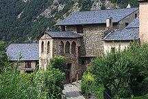 Andorra-16th to 18th centuries-Building in Ordino. Andorra 216