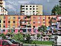 Bulevardi Bajram Curri. Edificis.jpg
