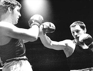 Jürgen Fanghänel East German boxer
