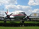 Burgas Ilyushin IL-14P LZ-ILE 03.jpg