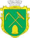 Coat of arms of Bushtyno