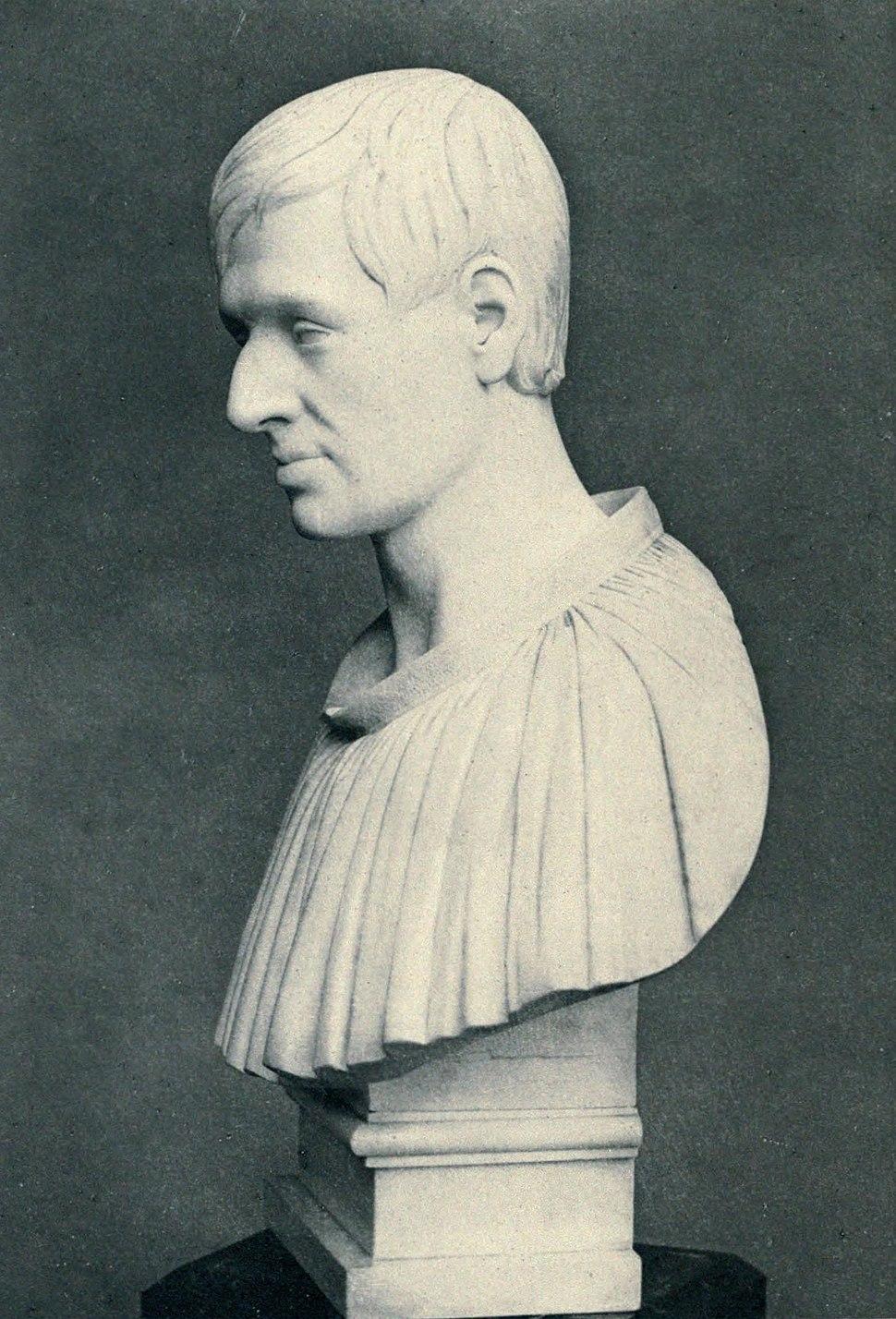 Bust of John Henry Newman