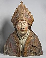 Bust of a Bishop