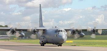 Polish C-130