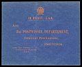 C. 1896 official In Dienst (On Service) postal stationery envelope to Isaac Van Alphen.jpg