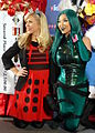 C2E2 2014 Contest - Ashley Eckstein & Yaya Han (14109031535).jpg
