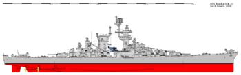 CB-1 Alaska Outboard Profile