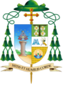 COAT OF ARMS Most Rev. Reynaldo G. Evangelista, D.D.png