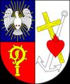 COA bishop CZ Hanl Karel Boromejsky.png