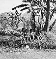 COLLECTIE TROPENMUSEUM Portret van kinderen langs de weg op de berghelling van de vulkaan Gunung Gedeh TMnr 20000031.jpg