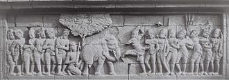 Devadatta - Devadatta kills the elephant