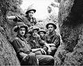 C Coy 2 RAR soldiers on The Hook Jun 1953 (AWM 157648).jpg