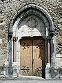 Cadéac église portail.JPG