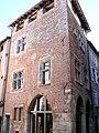 Cahors- rue de la Halle - Maison du Patrimoine maison Quéval -322.JPG