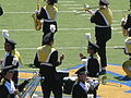 Cal Band performing at Colorado at Cal 2010-09-11 4.JPG