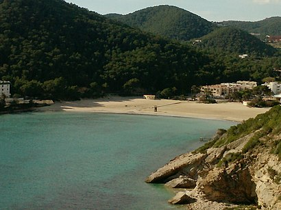 How to get to Cala Llonga in Santa Eulalia Del Río by Bus