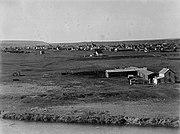 Calgary Alberta circa 1885