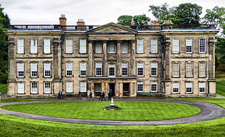 Calke Abbey Grade I listed historic house museum in South Derbyshire, United Kingdom
