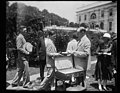 Calvin Coolidge and group at White House, Washington, D.C. LCCN2016888094.jpg