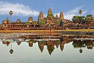 Siem Reap Province - Image: Cambodia 2638B Angkor Wat