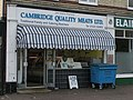 Cambridge Quality Meats (John Welton prop.) - geograph.org.uk - 1559834.jpg