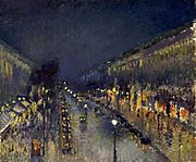 Pissarro in Norwood, Monet at the Savoy: what the exiled impressionists saw in London
