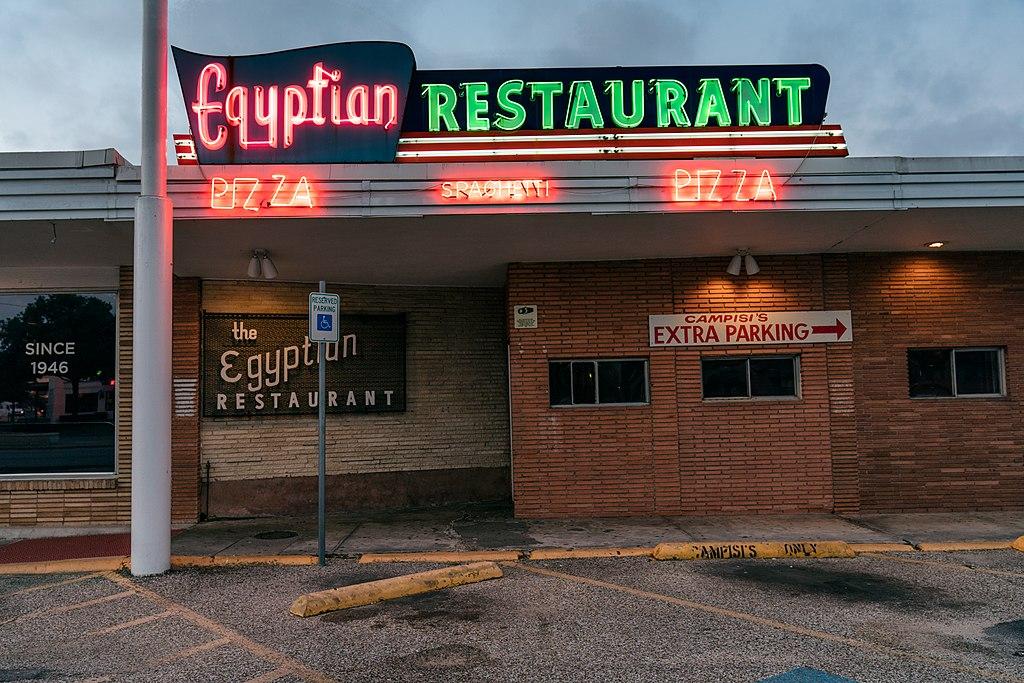 Egyptian Restaurant In Glasgow
