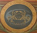 Cancer Astrological Sign at the Wisconsin State Capitol.jpg