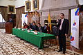 Canciller Falconí y autoridades ministeriales se reunieron con representantes de la sociedad civil con motivo de dialogar sobre las negociaciones de Ecuador con la UE (3860363338).jpg