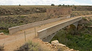 Canyon Diablo Bridge - Two Guns, Arizona.jpg