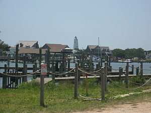Ocracoke, North Carolina - Image: Cape Hatteras 086