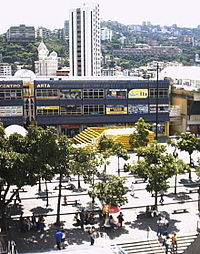 Chacaito, a commercial district of Caracas