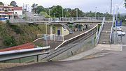Cardiff railway station 2006
