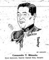 Caricature of Toyo Mitunobu, Shanghai, 1939.png