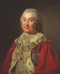 Portrait of Carl Fredrik Scheffer, 1715-1786