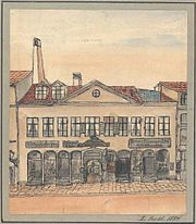 Karel Van Mander House Wikipedia