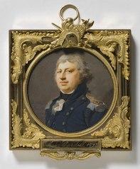 Carl von Cardell, 1764-1821, Lieutenant general