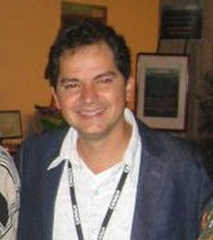 Carlos Saldanha - Saldanha at the 2011 Annecy International Animated Film Festival