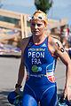 Carole Peon - Triathlon de Lausanne 2010.jpg