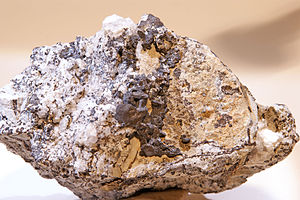 Carrollite - Carrollite from Katanga, specimen 11 × 6 cm