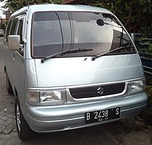 Suzuki Carry (1997 facelift)